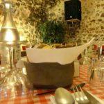 La Petite Fontaine Cave Table