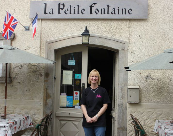 Welcome to La Petite Fontaine